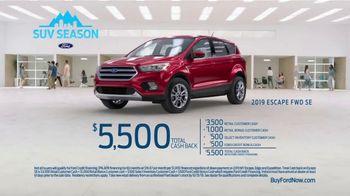 Ford SUV Season TV Spot, 'Get Things Done' [T2] - Thumbnail 8