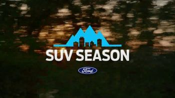 Ford SUV Season TV Spot, 'Get Things Done' [T2] - Thumbnail 1