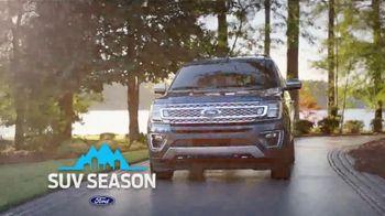 Ford SUV Season TV Spot, 'Get Things Done' [T2] - Thumbnail 6