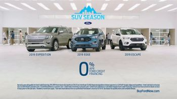 Ford SUV Season TV Spot, 'Get Things Done' [T2] - Thumbnail 7