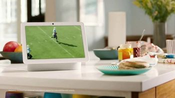 Google Nest Hub Max TV Spot, 'Ta-Da'