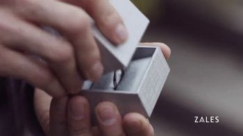 Zales TV Spot, 'Our Love Is a Diamond: 20-40 Percent Off' - Thumbnail 1