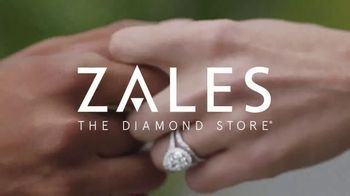 Zales TV Spot, 'Our Love Is a Diamond: 20-40 Percent Off' - Thumbnail 10