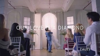 Zales TV Spot, 'Our Love Is a Diamond: 20-40 Percent Off' - Thumbnail 6