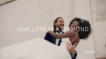 Zales TV Spot, 'Our Love Is a Diamond: 20-40 Percent Off' - Thumbnail 7