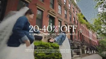 Zales TV Spot, 'Our Love Is a Diamond: 20-40 Percent Off' - Thumbnail 8