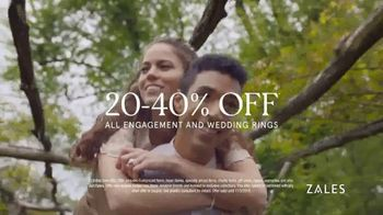 Zales TV Spot, 'Our Love Is a Diamond: 20-40 Percent Off' - Thumbnail 9