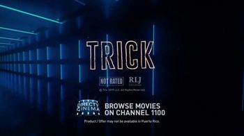 DIRECTV Cinema TV Spot, 'Trick' - Thumbnail 8