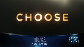 DIRECTV Cinema TV Spot, 'Trick' - Thumbnail 6