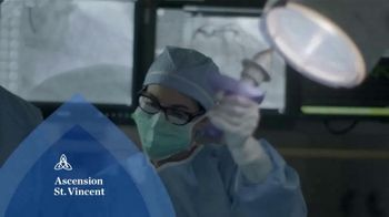 Ascension St. Vincent TV Spot, 'Heart Care' - Thumbnail 2