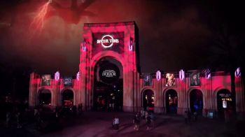Universal Studios Hollywood Halloween Horror Nights TV Spot, 'Stranger Things y más' [Spanish] - Thumbnail 9