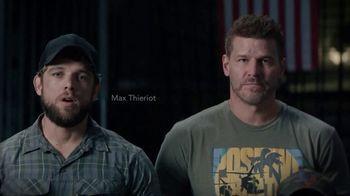 Veterans Crisis Line TV Spot, 'SEAL Team Cast' Featuring David Boreanaz, Max Thieriot - Thumbnail 2