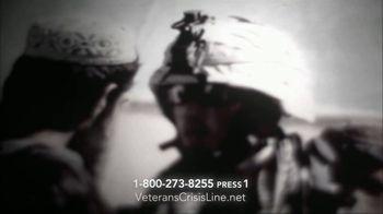 Veterans Crisis Line TV Spot, 'SEAL Team Cast' Featuring David Boreanaz, Max Thieriot - Thumbnail 4