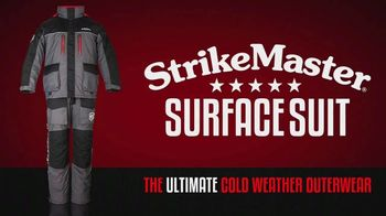 StrikeMaster Surface Suit TV Spot, 'Ice Anglers'