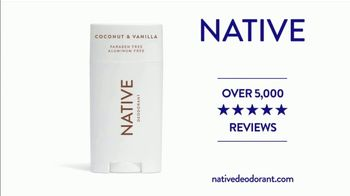 Native TV Spot, 'Natural Deoderant' - Thumbnail 7