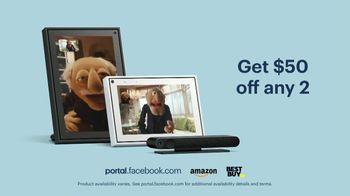 Portal from Facebook TV Spot, 'Phone a Friend' - Thumbnail 9