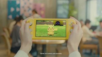 Nintendo Switch Lite TV Spot, 'On the Go'