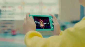Nintendo Switch Lite TV Spot, 'On the Go' - Thumbnail 7