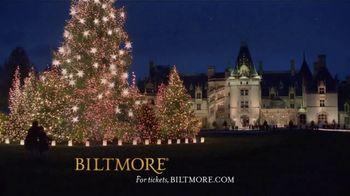 Biltmore Estate TV Spot, '2019 Candlelight Christmas Evenings' - Thumbnail 9