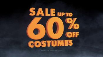 Party City TV Spot, 'Halloween: Endless Options' Song by Wilson Pickett - Thumbnail 4