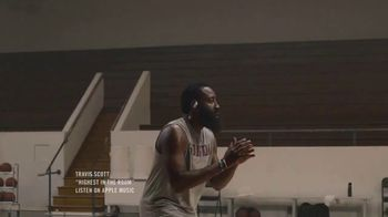 Beat Audio Powerbeats Pro TV Spot, 'NBA Unleashed' Featuring James Harden, Song by Travis Scott - Thumbnail 3