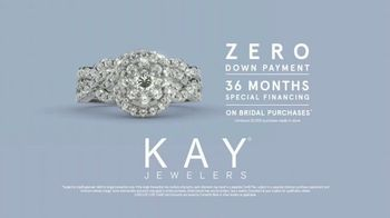 Kay Jewelers TV Spot, 'OMG Yes: Zero Down' Song by Harriet Whitehead - Thumbnail 9