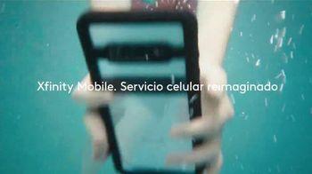 XFINITY Mobile TV Spot, 'Diseñe sus propios datos' canción de The Avalanches [Spanish] - Thumbnail 9