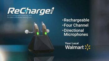 Hearing Assist ReCharge TV Spot, 'Heard You the First Time' - Thumbnail 3