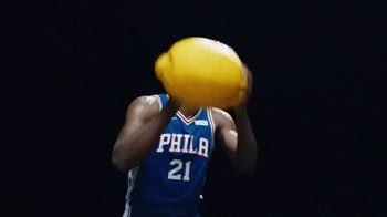 Mountain Dew Ice TV Spot, 'Nothing But Net' Featuring Joel Embiid, Song by Migos - Thumbnail 3