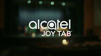 Alcatel Joy Tab TV Spot, 'El compañero perfecto sobre la marcha' [Spanish] - Thumbnail 1