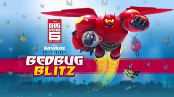 DisneyNOW TV Spot, 'Big Hero 6: Bedbug Blitz' - 901 commercial airings