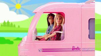Barbie Dream Camper TV Spot, 'So Many Surprises' - Thumbnail 1