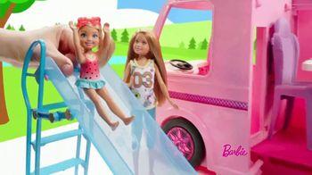 Barbie Dream Camper TV Spot, 'So Many Surprises' - Thumbnail 3