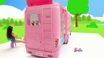 Barbie Dream Camper TV Spot, 'So Many Surprises' - Thumbnail 4
