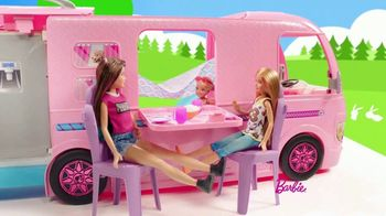 Barbie Dream Camper TV Spot, 'So Many Surprises' - 6198 commercial airings
