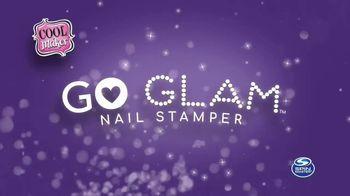 Go Glam Nail Stamper TV Spot, 'Disney Channel: Living for It' - Thumbnail 7