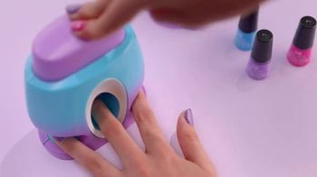 Go Glam Nail Stamper TV Spot, 'Disney Channel: Living for It' - Thumbnail 5