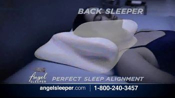 Angel SLEEPER by Copper Fit TV Spot, 'Spine and Neck Alignment' - Thumbnail 6