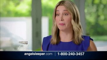 Angel SLEEPER by Copper Fit TV Spot, 'Spine and Neck Alignment' - Thumbnail 8