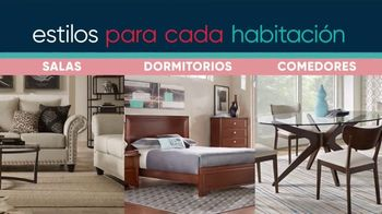 Rooms to Go TV Spot, 'Salas, domitorios y comedores' [Spanish] - Thumbnail 2