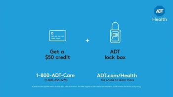 ADT Health TV Spot, 'What Do You Want to Protect: Sarah and Louie Boy' - Thumbnail 8