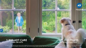 ADT Health TV Spot, 'What Do You Want to Protect: Sarah and Louie Boy' - Thumbnail 6