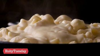 Ruby Tuesday Mac 'N Cheese Burger TV Spot, '$7.99 Meal and Endless Garden Bar for $3.99' - Thumbnail 1