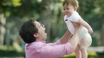 Huggies Natural Care TV Spot, 'Cambios improvisados' [Spanish] - Thumbnail 8