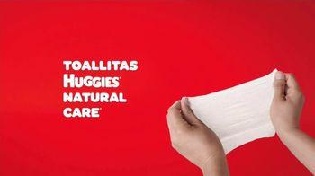 Huggies Natural Care TV Spot, 'Cambios improvisados' [Spanish] - Thumbnail 9