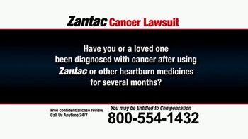 Zantac Cancer Lawsuit thumbnail
