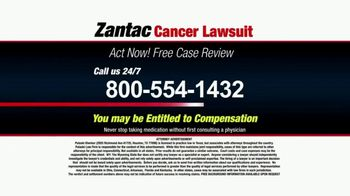 Pulaski Law Firm TV Spot, 'Zantac Cancer Lawsuit' - Thumbnail 8