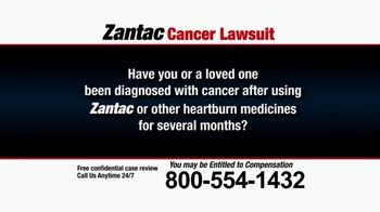 Pulaski Law Firm TV Spot, 'Zantac Cancer Lawsuit'