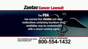 Pulaski Law Firm TV Spot, 'Zantac Cancer Lawsuit' - Thumbnail 4
