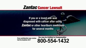 Pulaski Law Firm TV Spot, 'Zantac Cancer Lawsuit' - Thumbnail 6